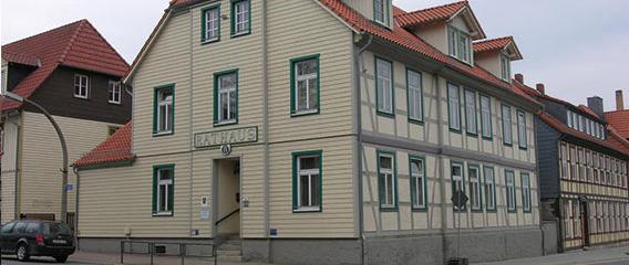 Bauplanung Im Harz Referenzen Umbau Sanierung Rathaus Elbignerode Slider