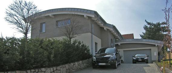 Bauplanung Im Harz Referenzen Wohnungsbau Modernes Tonnendach Wernigerode Slider2