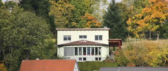 Bauplanung Im Harz Referenzen Wohnungsbau Pultdach Stiege Slider